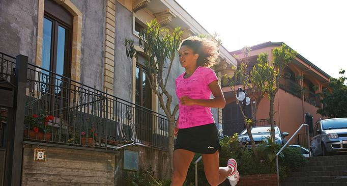 Spring Summer 2014 - Performance Run