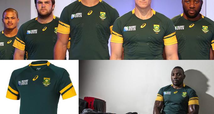 Rugby World Cup 2015 - SA Springboks