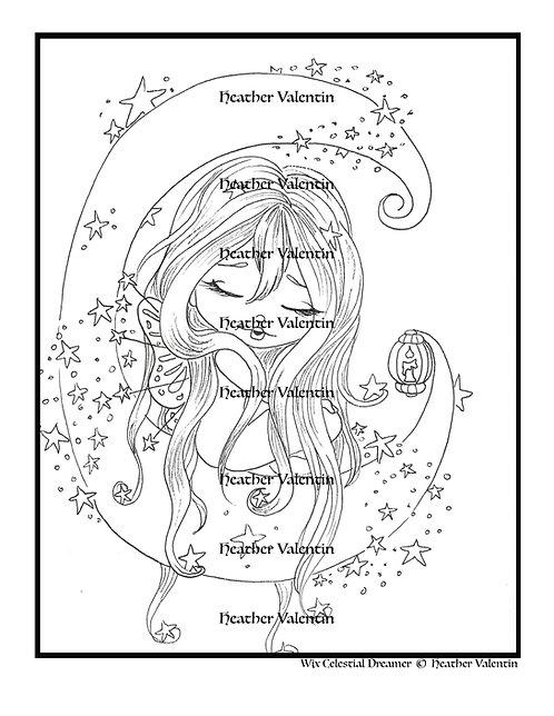 Wix Celestial Dreamer