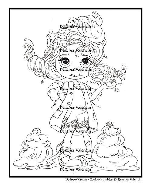 Dollop O' Cream - Cookie Crumbler