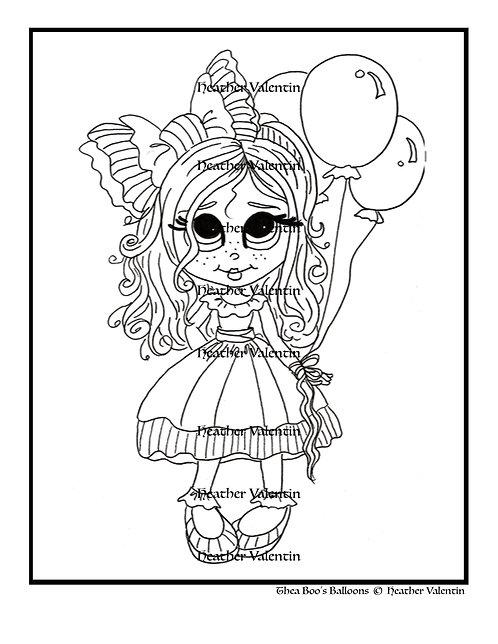 Thea Boo's Balloons