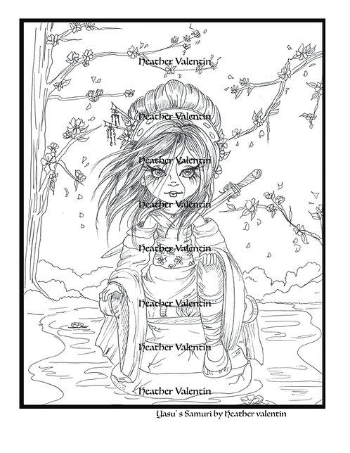 Yasu's Samurai City Girl