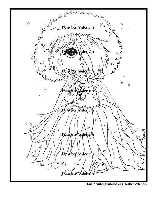 Sugi Winter Princess