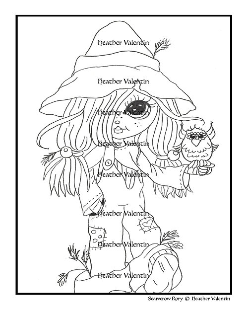 Scarecrow Rory