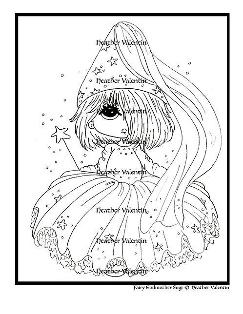 Fairy Godmother Sugi
