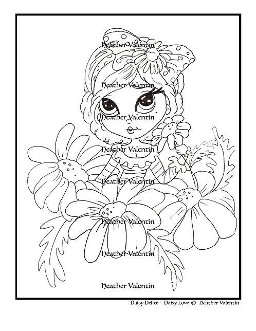 Daisy Delite - Daisy Love