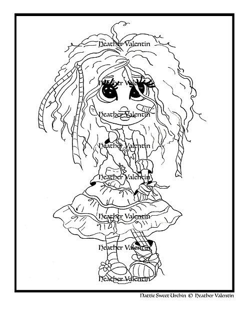 Nattie Sweet Urchin