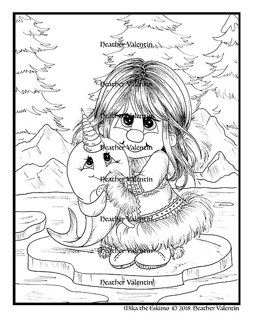 Mika the Eskimo