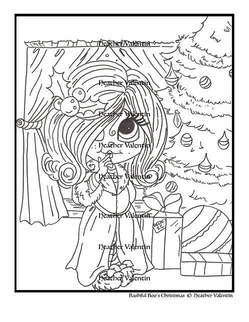 Bashful Boo's Christmas
