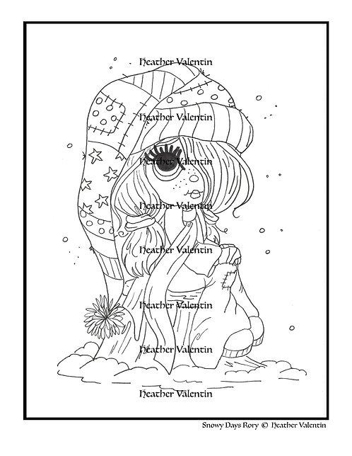Snow Days Rory