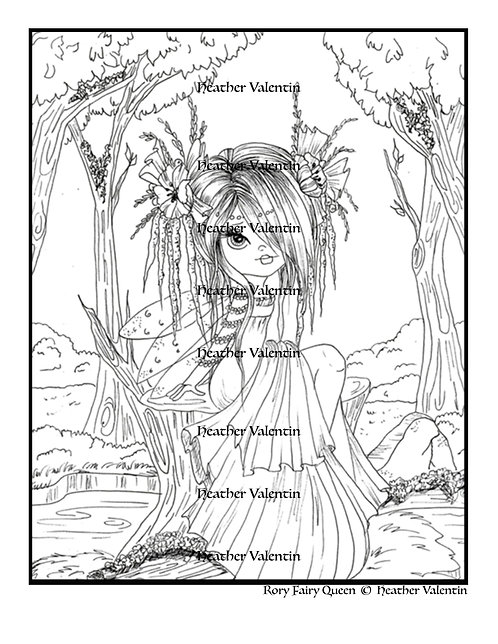 Rory Fairy Queen