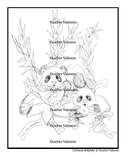 L'il Panda Bellyfulls