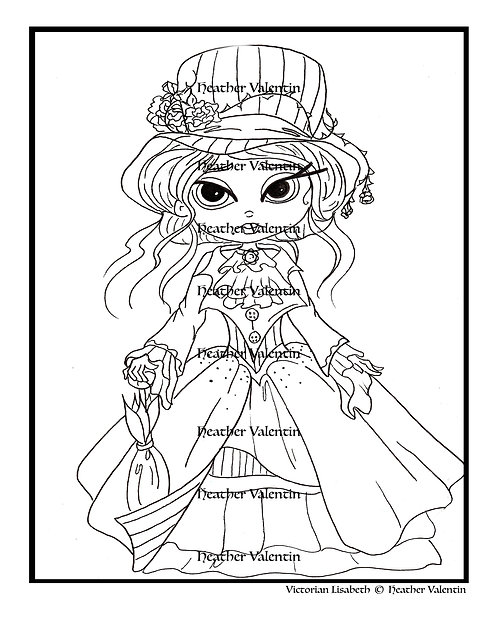 Victorian Lisabeth