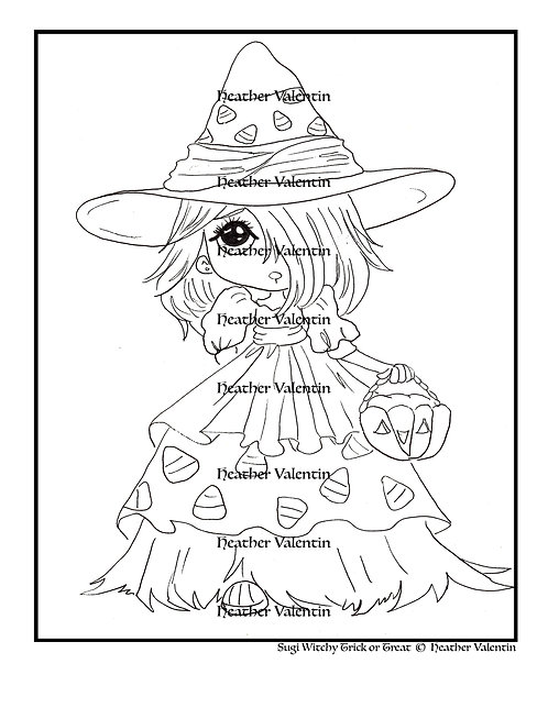Sugi Witchy Trick or Treat
