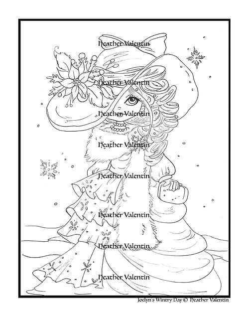 Jocelyn's Winter Moppet