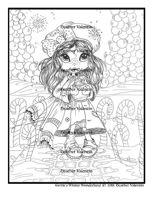 Gertie's Winter Wonderland