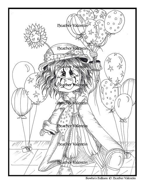 Bowbo's Balloons