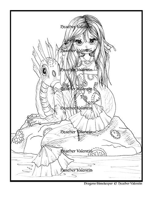 Dragon's Timekeeper
