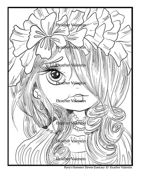 Rory's Summer Flower Fantasy