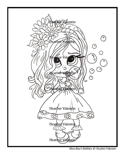 Thea Boo's Bubbles
