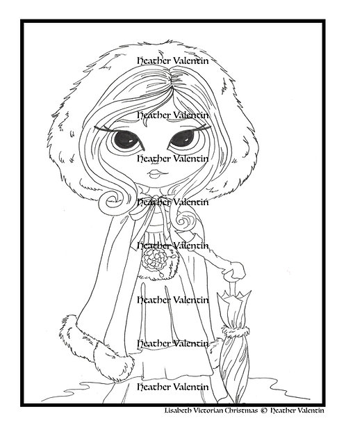 Lisabeth Victorian Christmas
