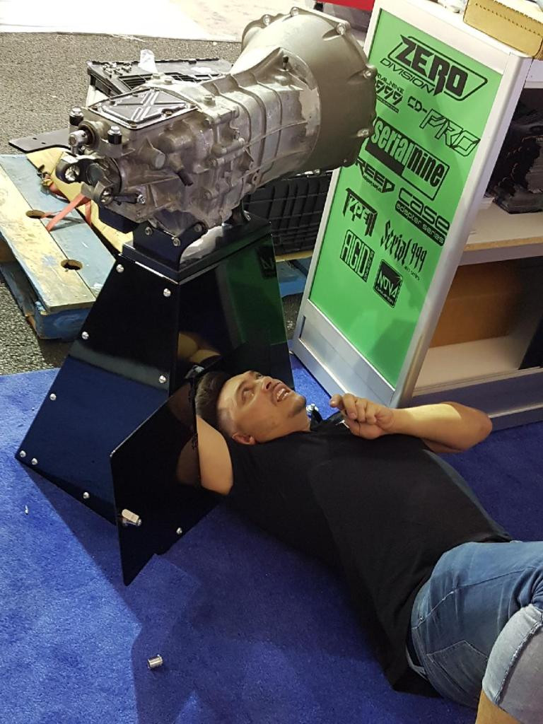 G setting up the CD-PRO display