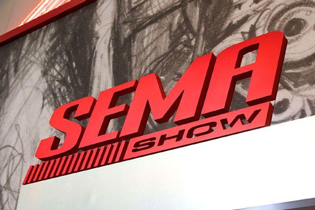 SEMA sign
