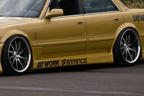 MX83 Cressida / Chaser / Mark II / Cresta Type One Side Skirt