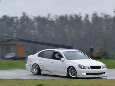 Speed Fanatics Thanksgiving Drifting Special