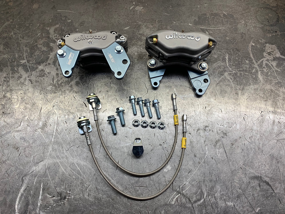 Dual Caliper Hydro E-Brake Kit | serialnine