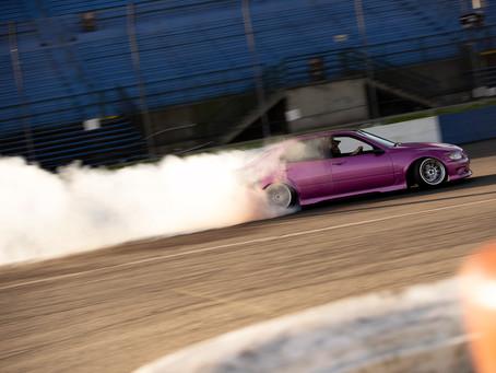 Practice Day at Evergeeen Speedway