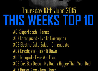 Four Skulls On Top 10 Again On TBFM in the UK!