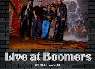 Four Skulls Live at Boomers!