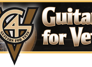Performance to benefit Guitars for Vets