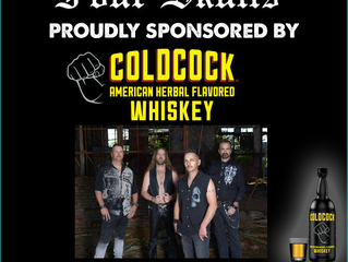 Coldcock Whiskey Endorsement