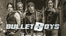 BulletBoys & Four Skulls in Cinci!