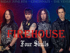 Firehouse & Four Skulls!