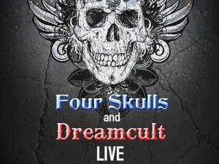 Four Skulls Live!