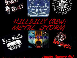 Metal Storm Festival at the Empire!