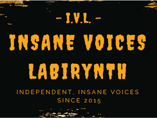 Album review from Insane Voices Labirynth in Italy.