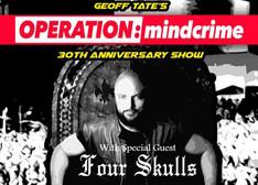 Geoff Tate & Four Skulls!