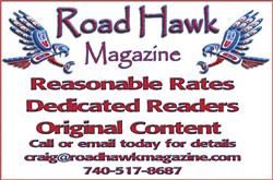 Four Skulls in Road Hawk Magazine