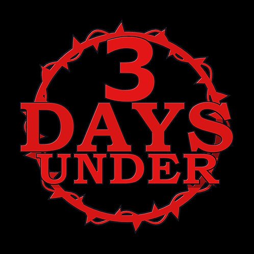 3 Days Under - CD