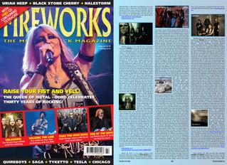 Fireworks Magazine Interview