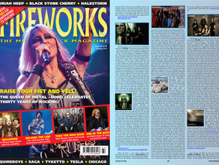 Fireworks Magazine Interview