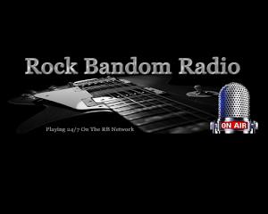 Rock Bandom Radio in the UK!