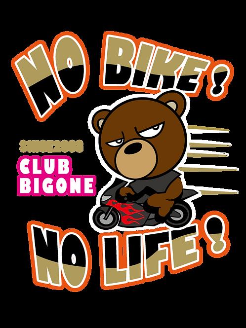 Club BIGONE キャラクターステッカー(車用)