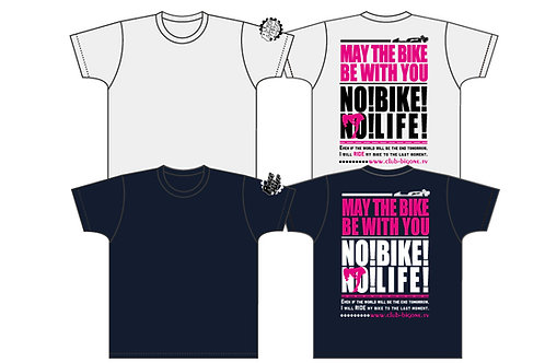 Club BIGONE「 NO BIKE NO LIFE Newdesign」 SUMMER Modle 「T」 「Version02」