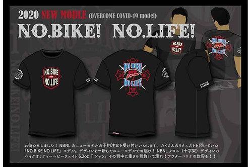 2020年~NEW ! NO BIKE NO LIFE Tシャツ!