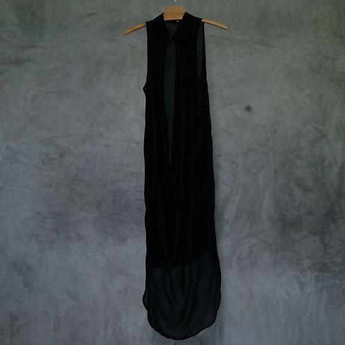 O-HCD04  I  Halter Collar Dress